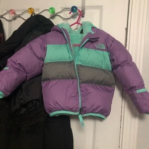 Infant North Face Jacket